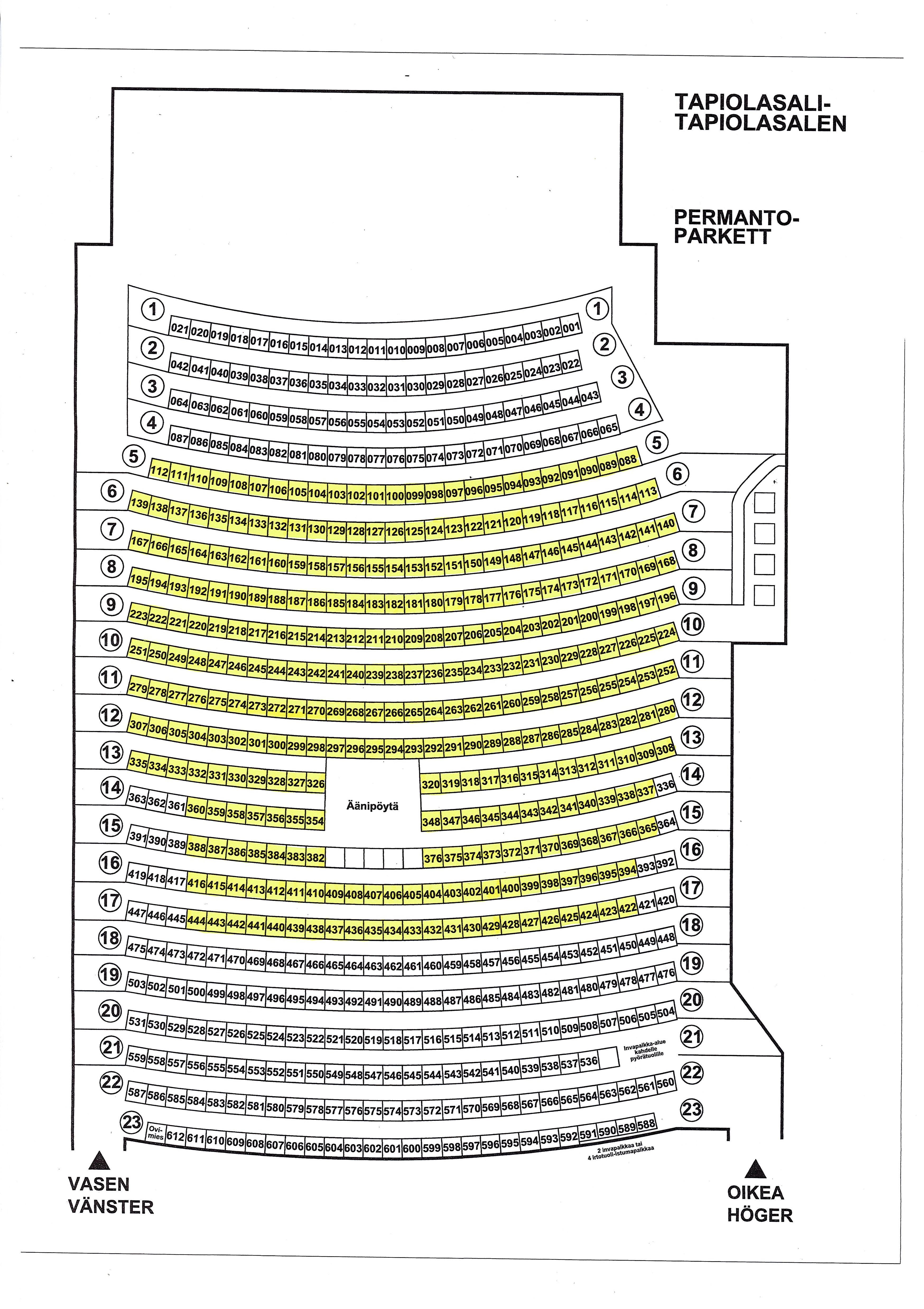 Tapiola Hall Espoon Kaupunginteatteri