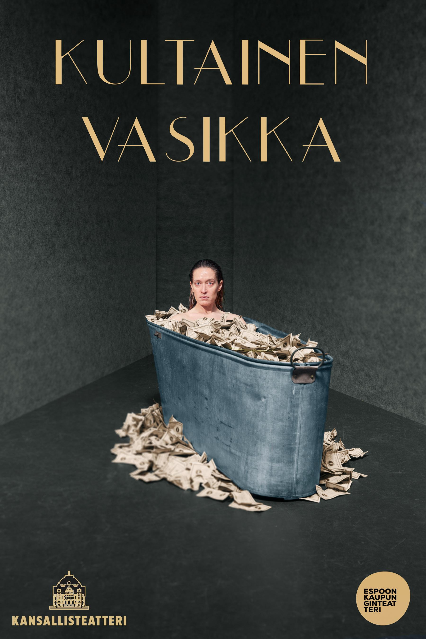 Kultainen vasikka - Espoon kaupunginteatteri